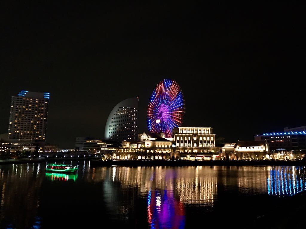 Yokohama Night Vibes