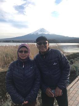 Guning Fuji