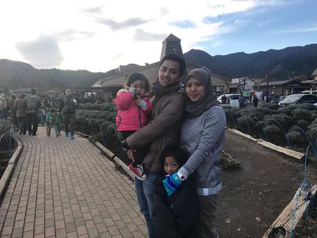 Kawaguchiko dan Fuji