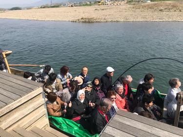 Hozu River Boat Ride