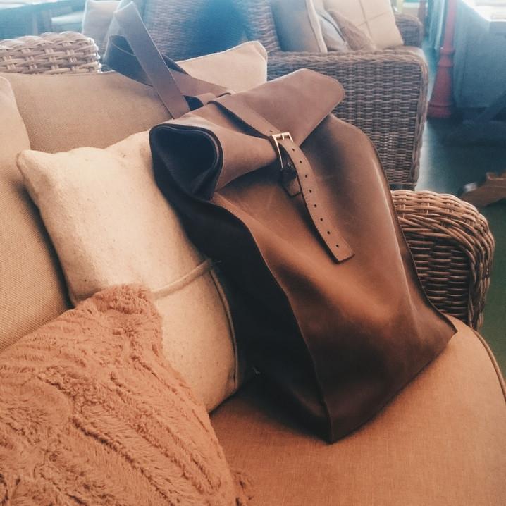 Мир вещей: Здравствуй, дорогой рюкзак