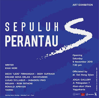 SEPULUH PERANTAU INFORMATION