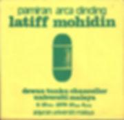 Langkawi-UM-1976-LATIFF-MOHIDIN-KHAI-HOR