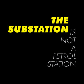 The Substation is not a petrol station.