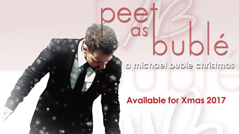 A Michael Bublé Christmas, Woodmancoat, Sussex