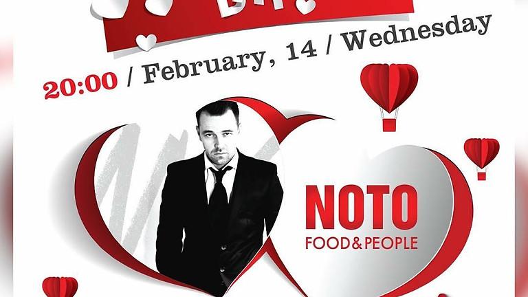 Valentines at NOTO