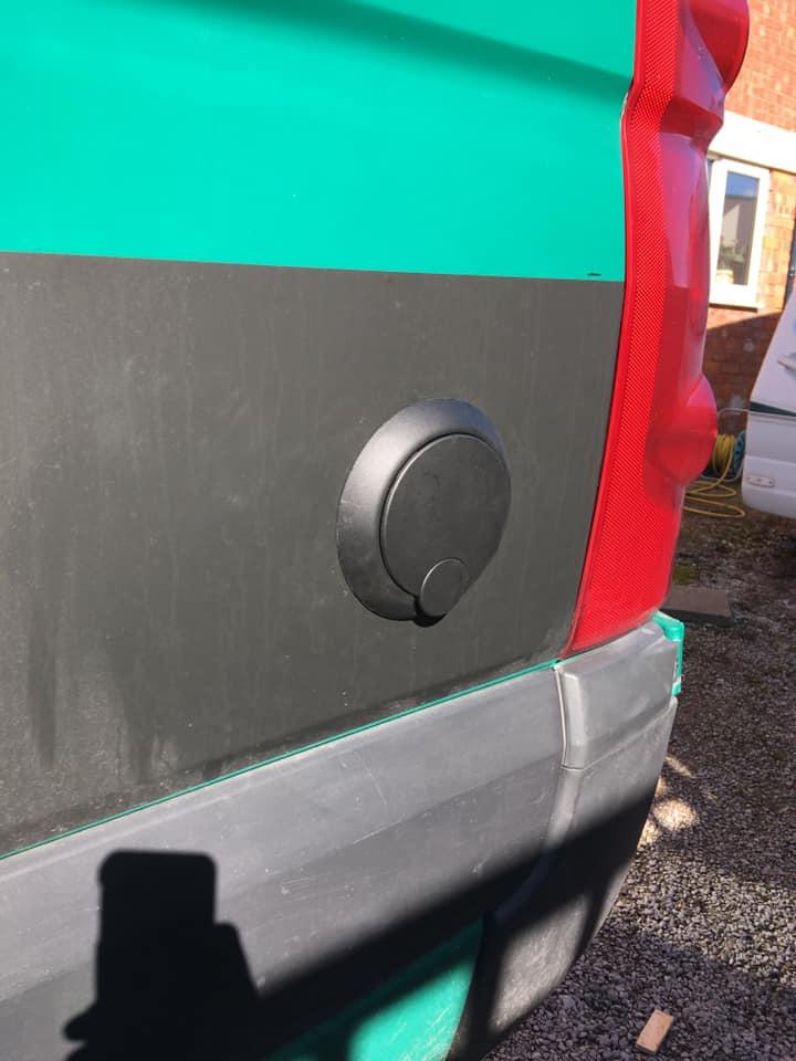 Power to the van