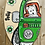 Thumbnail: Skim Board Table Top 15mm Thick Birch Plywood  -Half A Vehicle - Flowers/Logo