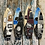 Thumbnail: Mini Wooden Surfboard -Custom Made