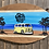 Thumbnail: Silhouette Skim Board Table Top 15mm Birch Plywood - Custom Landscape Seen