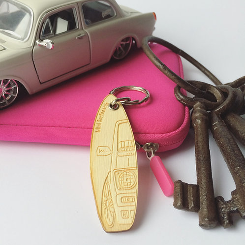 MK1 Golf Key Ring