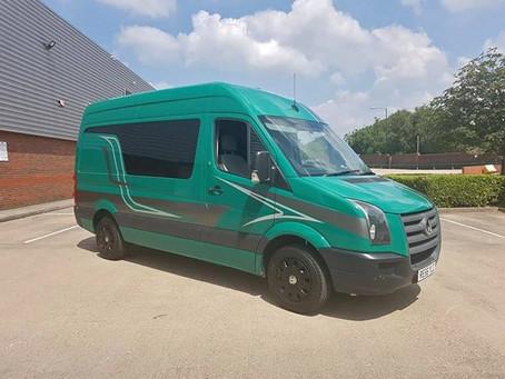 Meet The New Van