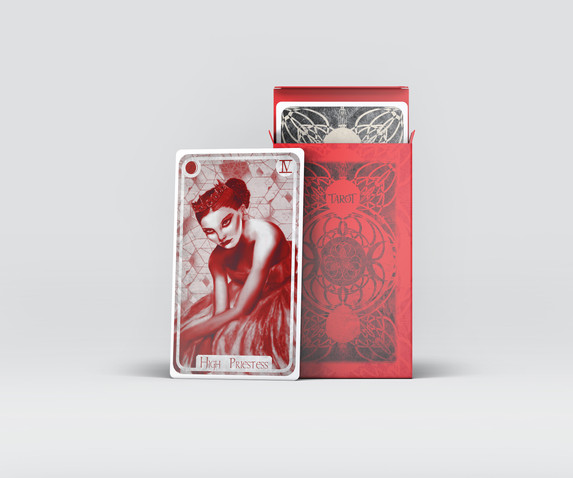 Custom Tarot Cards