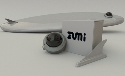 Zumi Thesis Project