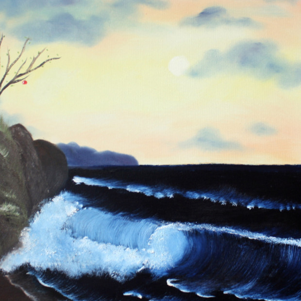 Oil on Canvas Series