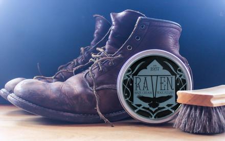 Raven Shoe Polish