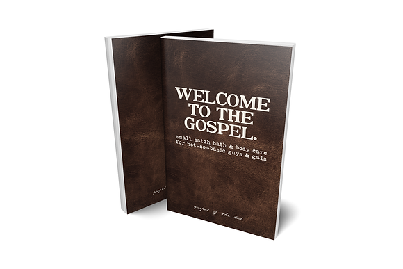 The Gospel of the Tub Brochure