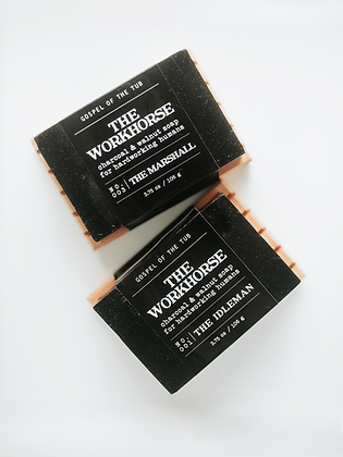 The Workhorse Exfoliating Soap