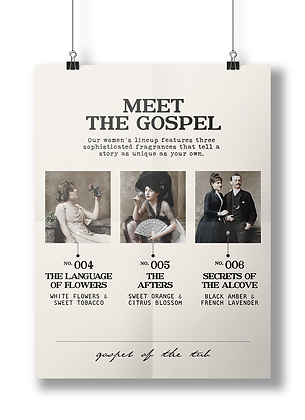 Meet the Gospel Poster-The Gals