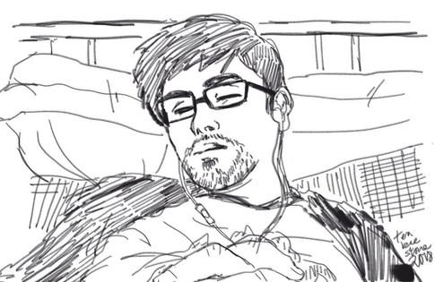 Life Sketch: Craig (2018)