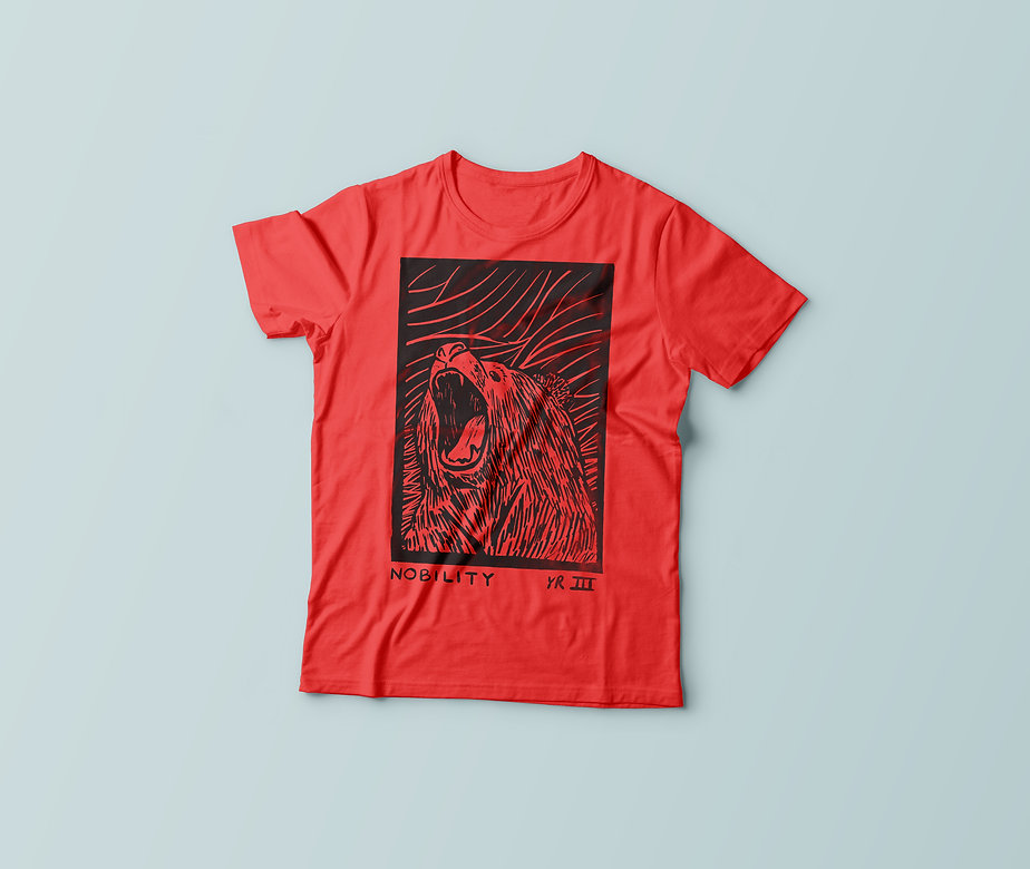 Dan III Year Shirt