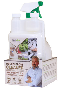 Bob Vila Cleaner Combo