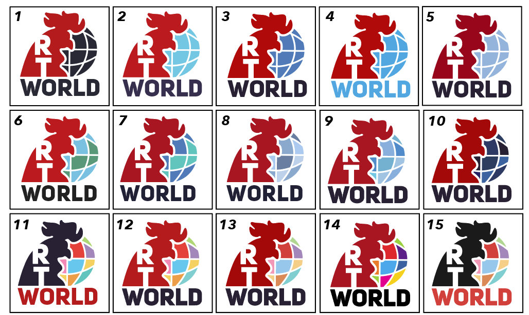 RT World Color Variants