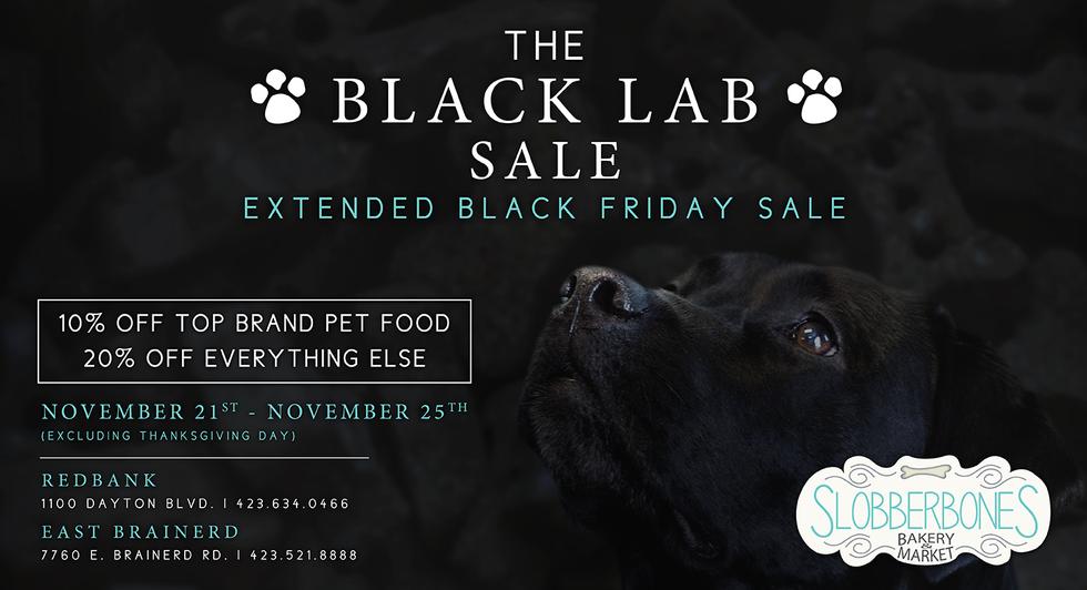 Black Lab Sale