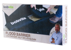 Bob Vila Flood Barrier
