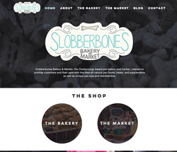 Slobberbones Website