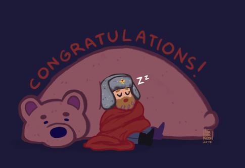 Congratulations, Dan! (2018)
