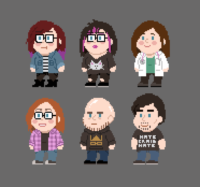 Pixel Friends