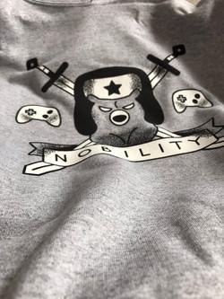 NoblestSteed Tshirt Design