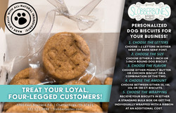 Slobberbones Biscuit Mailer