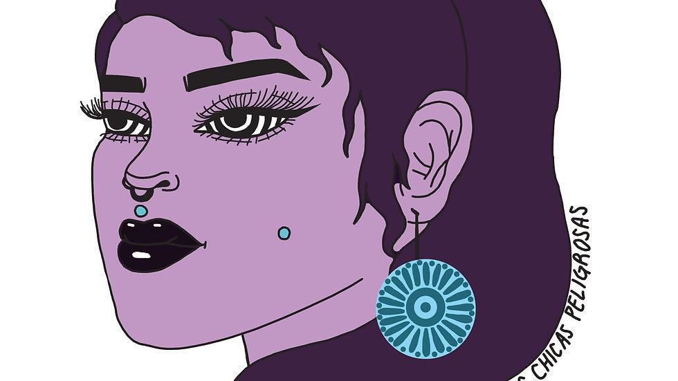 Emilia Sticker