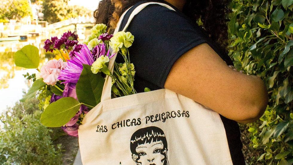 Las Chicas Peligrosas Tote Bag