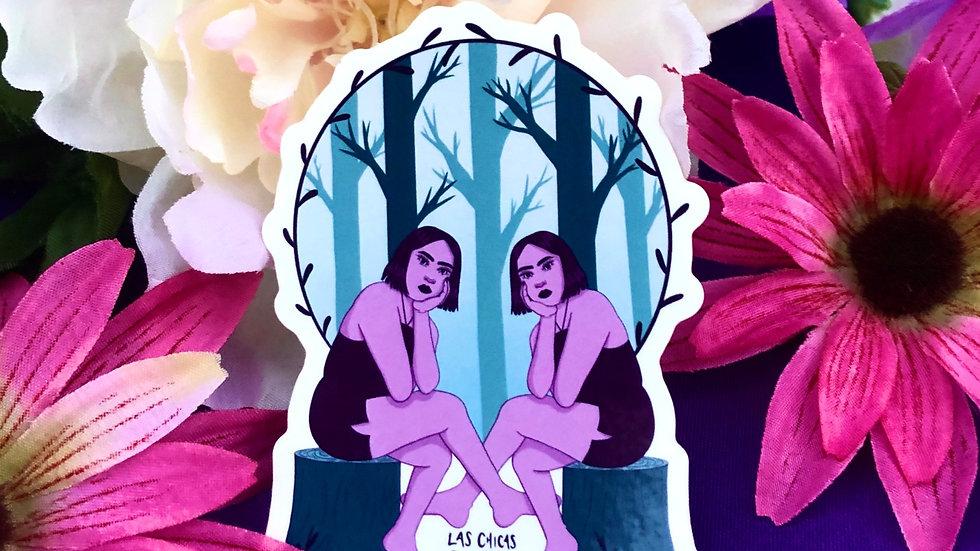 Junto Ti Sticker