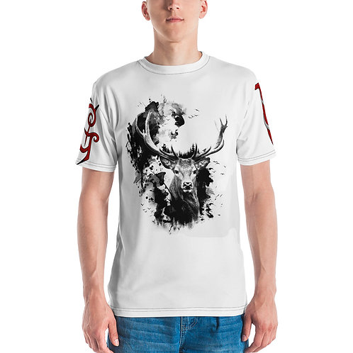 T.G & the stag  T-shirt