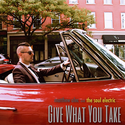 Give What You Take - Single Release