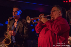 Matthew Alec and The Soul Electric featuring Tim Coyne - Photo Courtesy See Factor Photography 2019