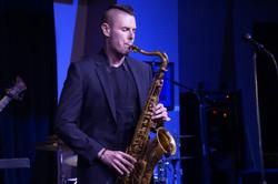 Matthew Alec Quartet Live at the Bop Stop Cleveland 2020 - Photo Courtesy Meghan Novisky