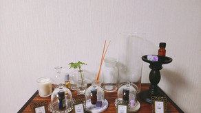 アロマレディたちの香りの展示会♡