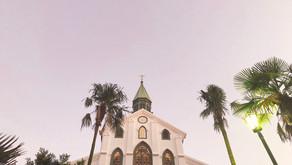 世界遺産大浦天主堂で「聖堂に響く弦楽と歌」に行ってきました。