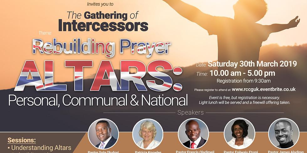 The Gathering of Intercessors