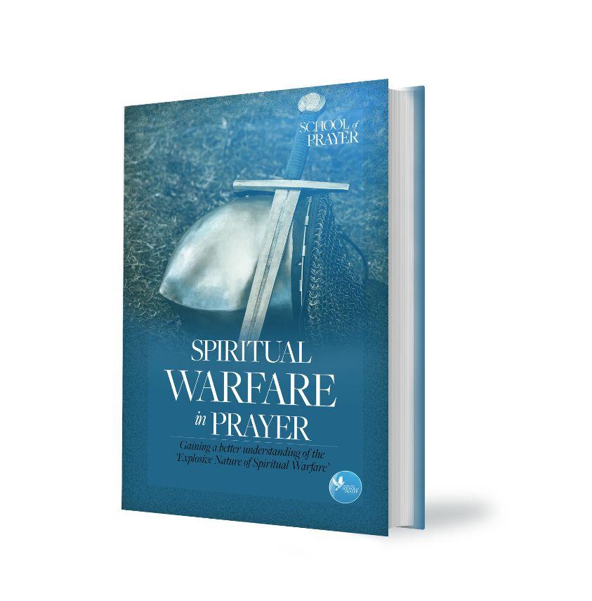 Spiritual Warfare in Prayer book cover
