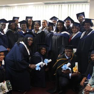 RCCG School of Prayer Graduation '17