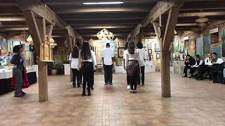 """Participação da Escola Secundária de Camarate na mobilidade a Taranto no âmbito do projeto """"Modern Aproaches of Teaching English""""."""