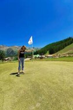 Le parcours de golf compact