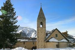 Eglise d'Auron