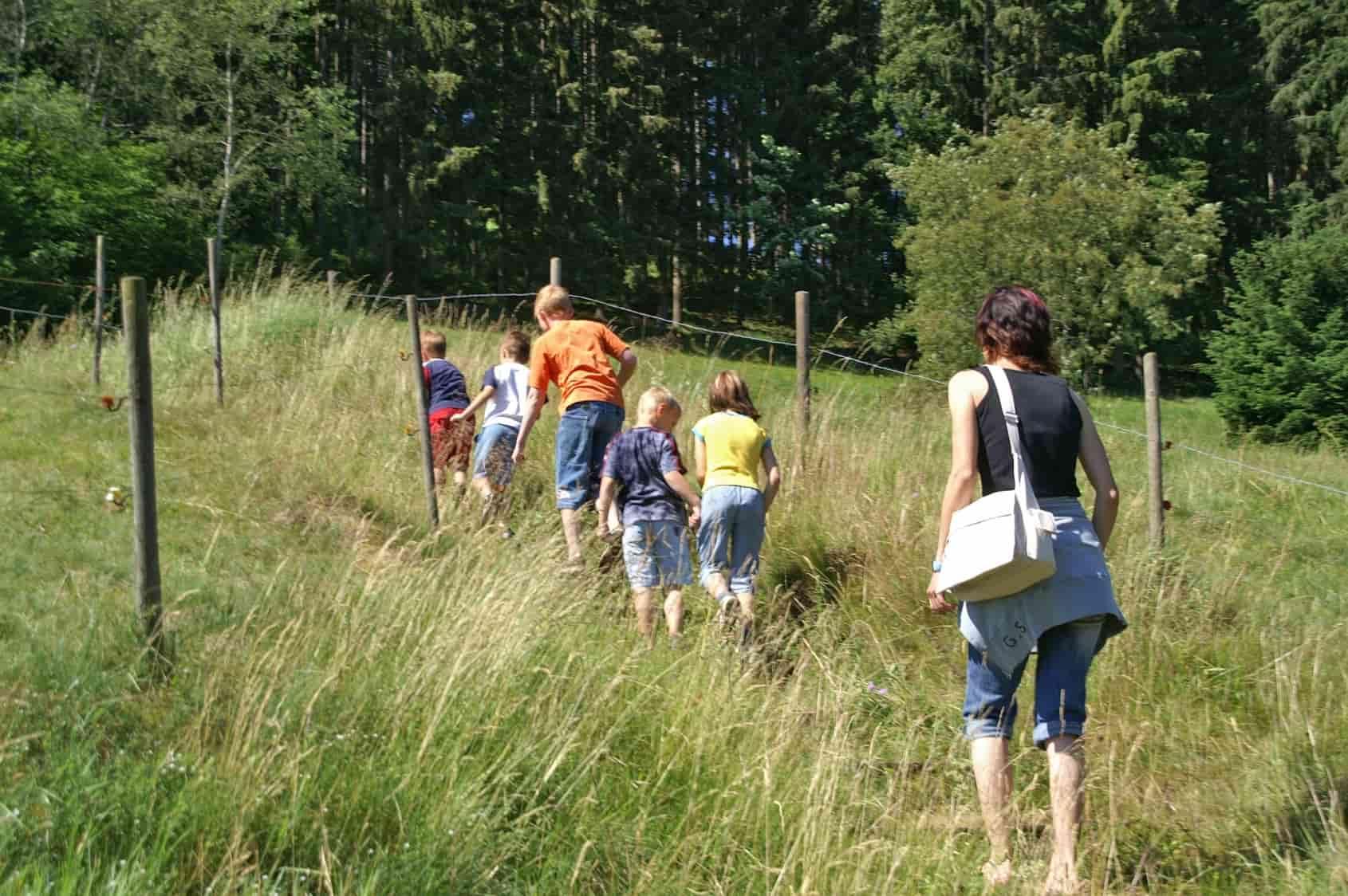 Les randonnées l'été à Auron